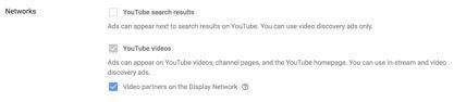 Perth Web Design Youtube Ads Google AdWords Custom Intent Audiences Perth SEO