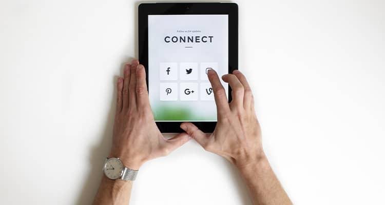 Connect iPad