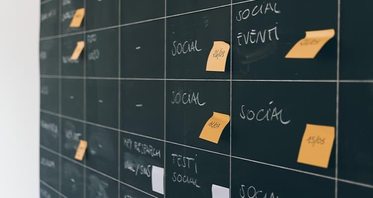 Social Chalkboard