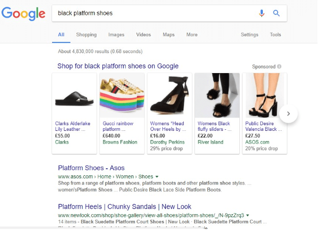 Don't Neglect The Traditional Search Network For Your E Commerce Store