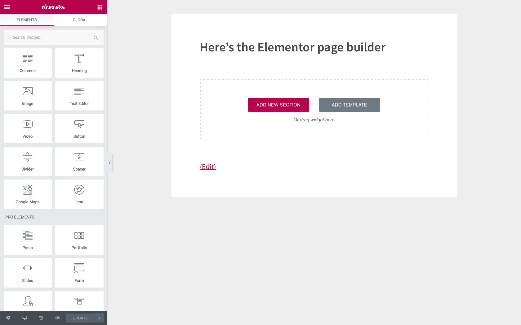 elementor-wordpress-page-builder